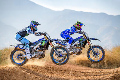 Rekluse Partners with Monster Energy / Yamaha Factory Racing for 2020 Supercross and Motocross Seasons