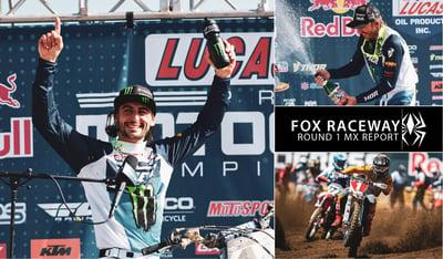 Rekluse Pro Motocross Report - Fox Raceway