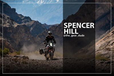 Catching Up With Spencer Hill - The Gear Dude