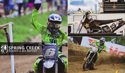Rekluse Pro Motocross Report - Spring Creek