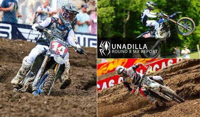 Rekluse Pro Motocross Report - Unadilla