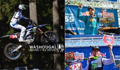Rekluse Pro Motocross Report - Washougal