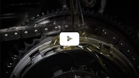 Oil Video Thumbnail V-Twin