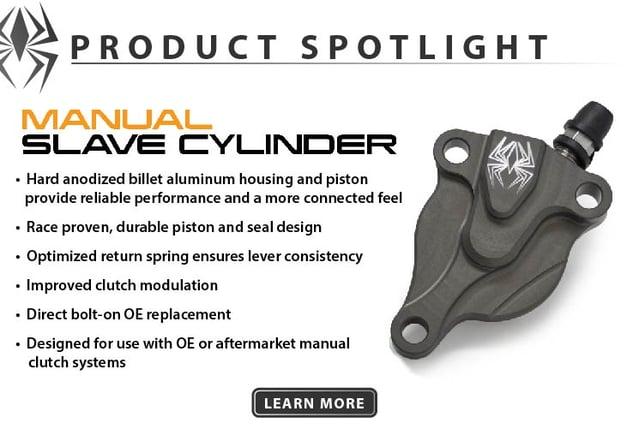 Product Spotlight - Manual Slave Cylinder - 730x500px