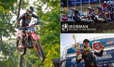 Rekluse Pro Motocross Report - Ironman