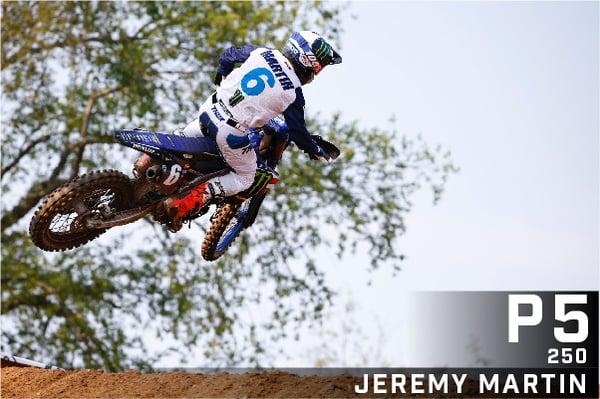 MX Blog - RedBud Round 4_Jeremy Martin