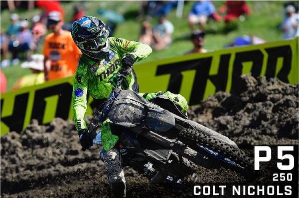 MX Blog - Thunder Valley Round 2_Colt Nichols