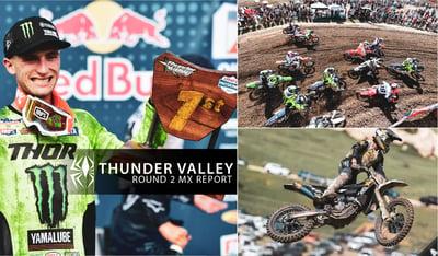 Rekluse Pro Motocross Report - Thunder Valley