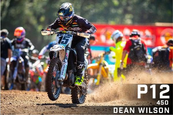 MX Blog - Washougal Round 7_Dean Wilson