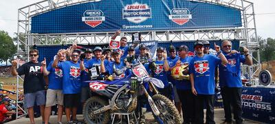 Rekluse Riders Plessinger and Cooper Finish 1st and 3rd Overall in the 2018 Pro Motocross Championship