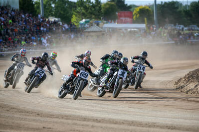 Rekluse Returns as Official Clutch of American Flat Track