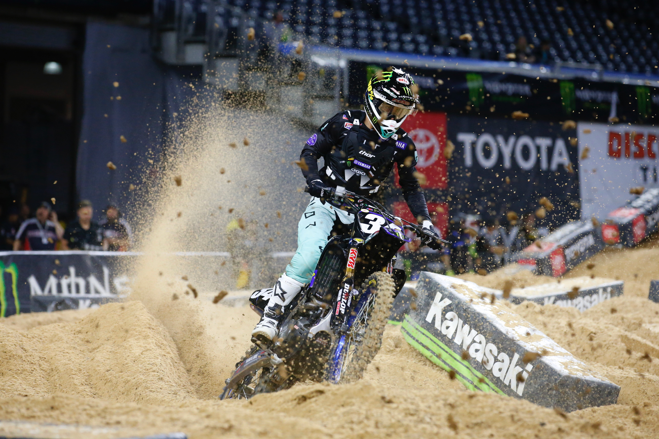 Ferrandis Houston - Credit Star Racing Yamaha