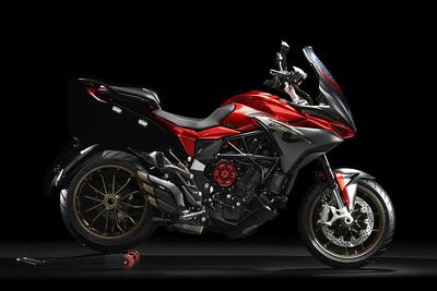 Rekluse RadiusCX Now Featured in MV Agusta Turismo Veloce 800 Lusso SCS