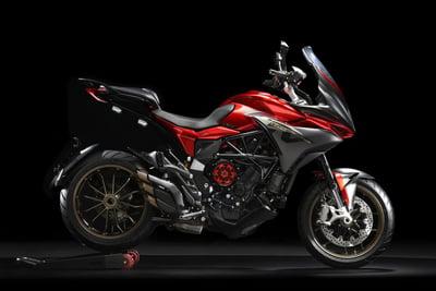 Rekluse RadiusCX Now Featured in MV Agusta Turismo Veloce 800 Lusso SCS