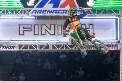 Rekluse Riders Win 2018 Amsoil AMA Arenacross 250AX, 250AX Lites West Class Titles