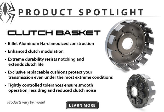 Product Spotlight - Clutch Basket