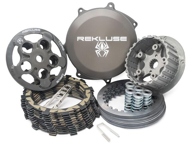 Rekluse Core Manual TorqDrive High Performance Clutch