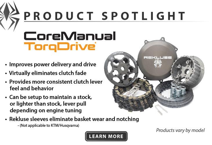Product Spotlight Core Manual TorqDrive