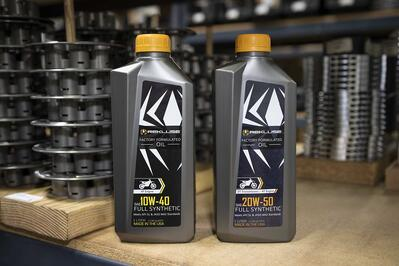Introducing Rekluse Factory Formulated Oil for Dirt Bike and V-Twin Applications