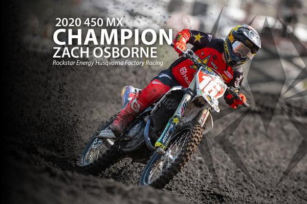 2020 MX Championship Graphics Osborne