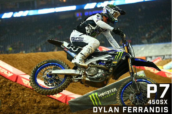 Dylan Ferrandis - Star Racing Yamaha - Photo: Octopi Media