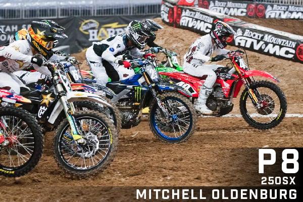 Mitchell Oldenburg - Muc-Off Honda