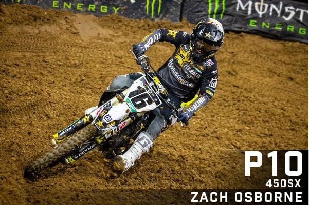 Zach Osborne - Rockstar Energy Husqvarna Factory Racing