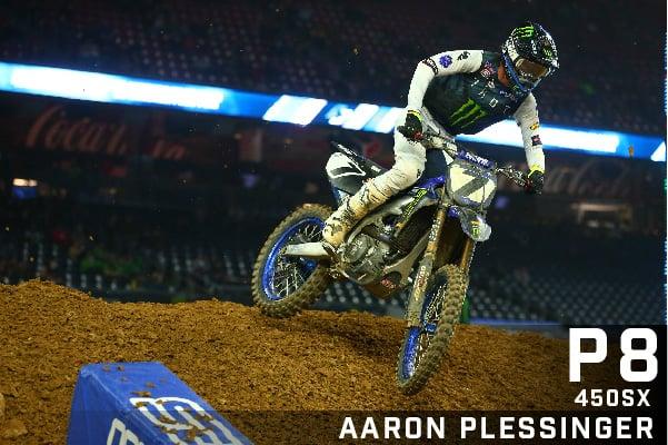 Aaron Plessinger - Star Racing Yamaha - Photo: Octopi Media