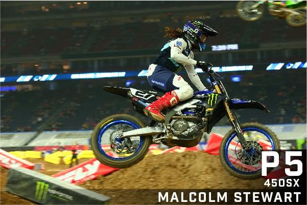 Malcolm Stewart - Star Racing Yamaha - Photo: Octopi Media