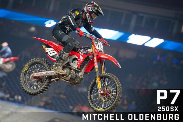 Mitchell Oldenburg Houston 2