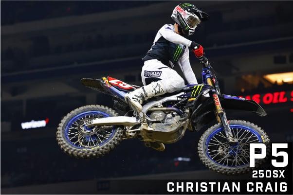 Christian Craig Indy 1
