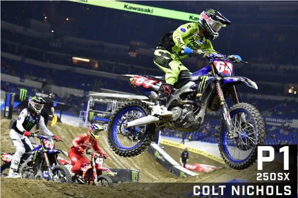 Colt Nichols Indy 1