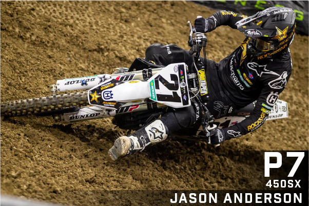 Jason Anderson Indy 1