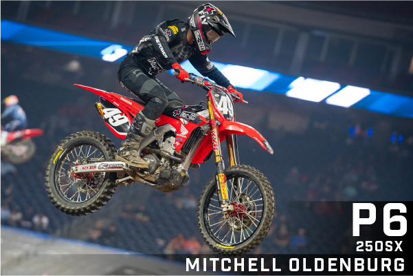 Mitchell Oldenburg Indy 1