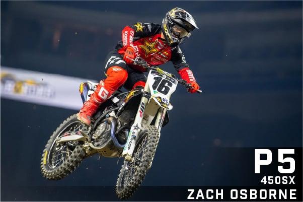 Zach Osborne Indy 1