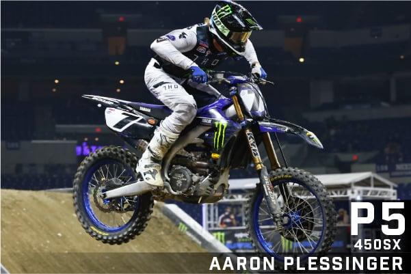 Aaron Plessinger Indy 2