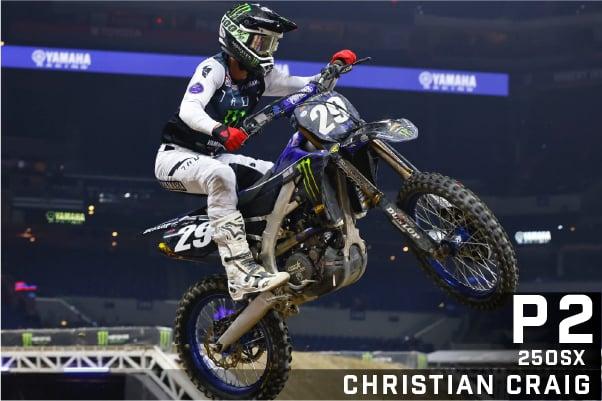 Christian Craig Indy 2