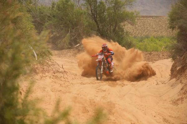Austin Serpa Action 2 - Sand