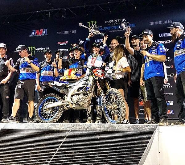 Ferrandis Championship Podium