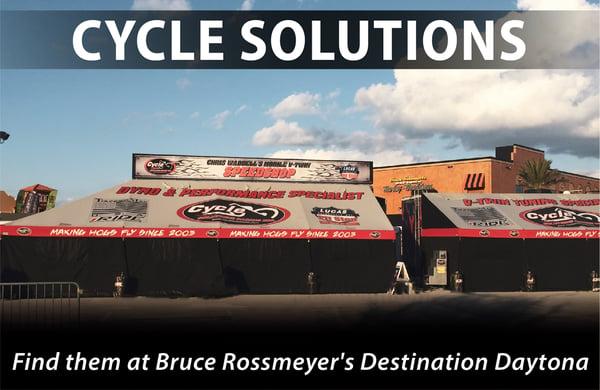 Cycle Solutions Daytona Graphic-2