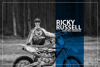 Catching Up With AmPro Yamaha Racing's Ricky Russell