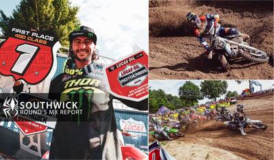 Rekluse Pro Motocross Report - Southwick