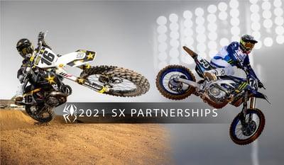 Rekluse 2021 Supercross Partnerships