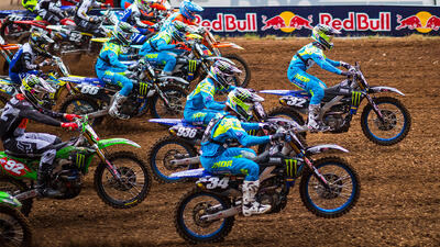 Rekluse and Star Racing Yamaha - Clutch Technology for Champions