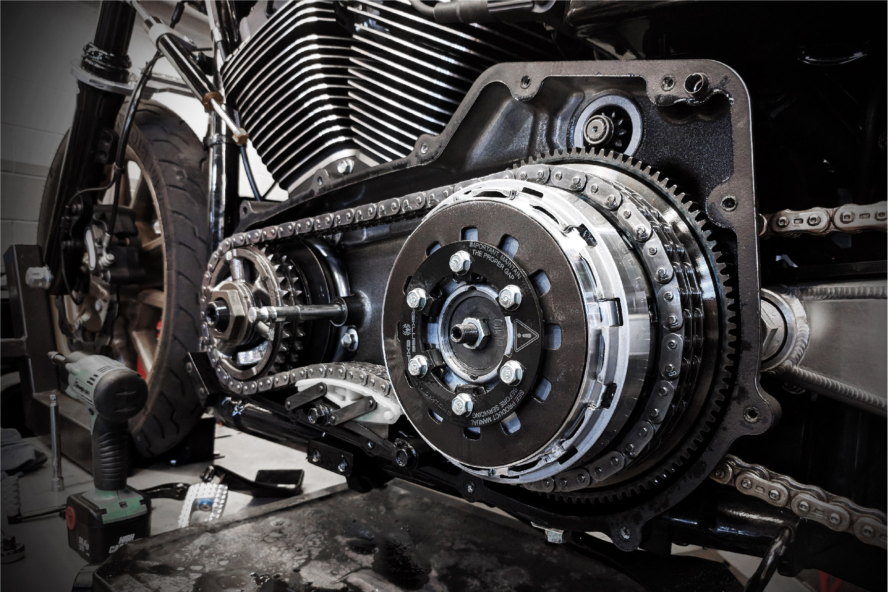 Rekluse Road Show at Daytona Bike Week 2020 - Factory Installations