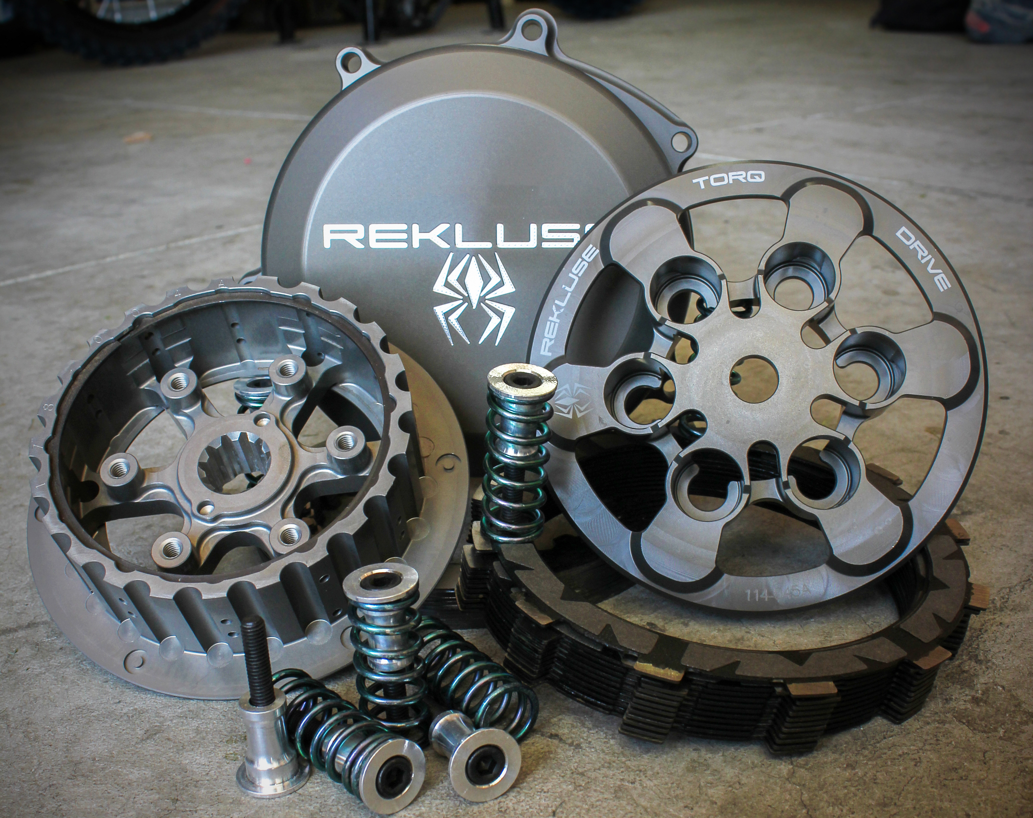 Auto or Manual: Which Rekluse Clutch is Right For You?